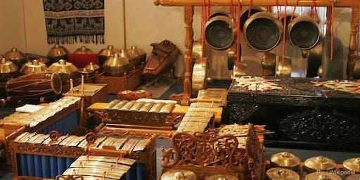 MANDIRA CULTURAL WORKSHOP :  JAVANESE TRADITIONAL MUSIC (NGRAWIT)
