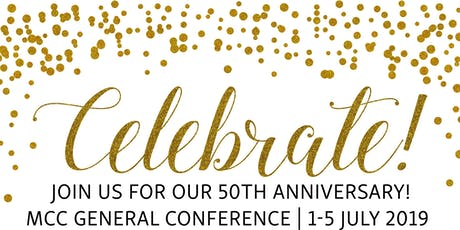 General Conference 2019: Celebrate!  tickets