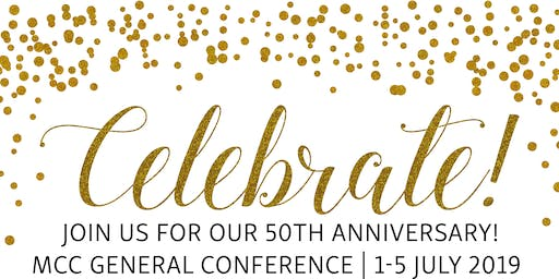 General Conference 2019: Celebrate!