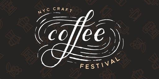 NYC Craft Coffee Festival