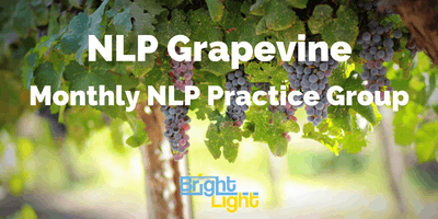 NLP Grapevine: Edinburgh Practice Group 2019