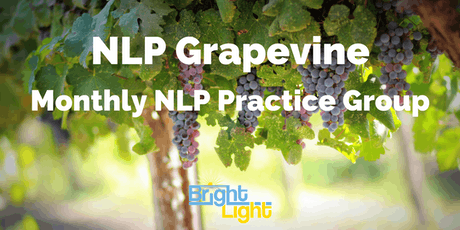NLP Grapevine: Edinburgh Practice Group 2019 tickets
