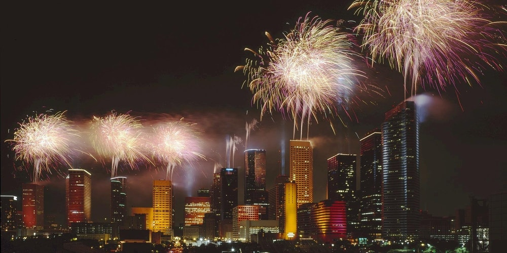 City Center Houston New Years Eve