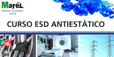 Curso para aplicación de recubrimientos ESD Antiestáticos