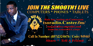 Smooth1 Carl T. Smith Live On TSO Radio