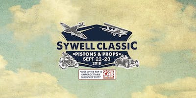 Sywell Classic: Pistons & Props 2018