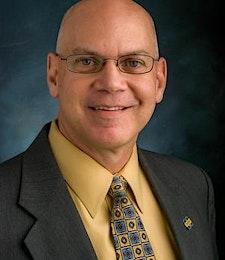 Daniel J. Miklusicak, Executive Business Agility Transformation Coach; SPC5, Lean-Agile-DevOps logo