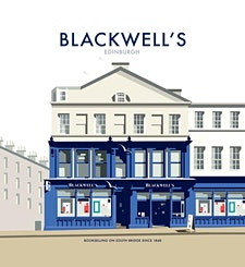 Blackwell's Edinburgh South Bridge logo