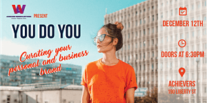 You Do You: Curating your personal and business brand