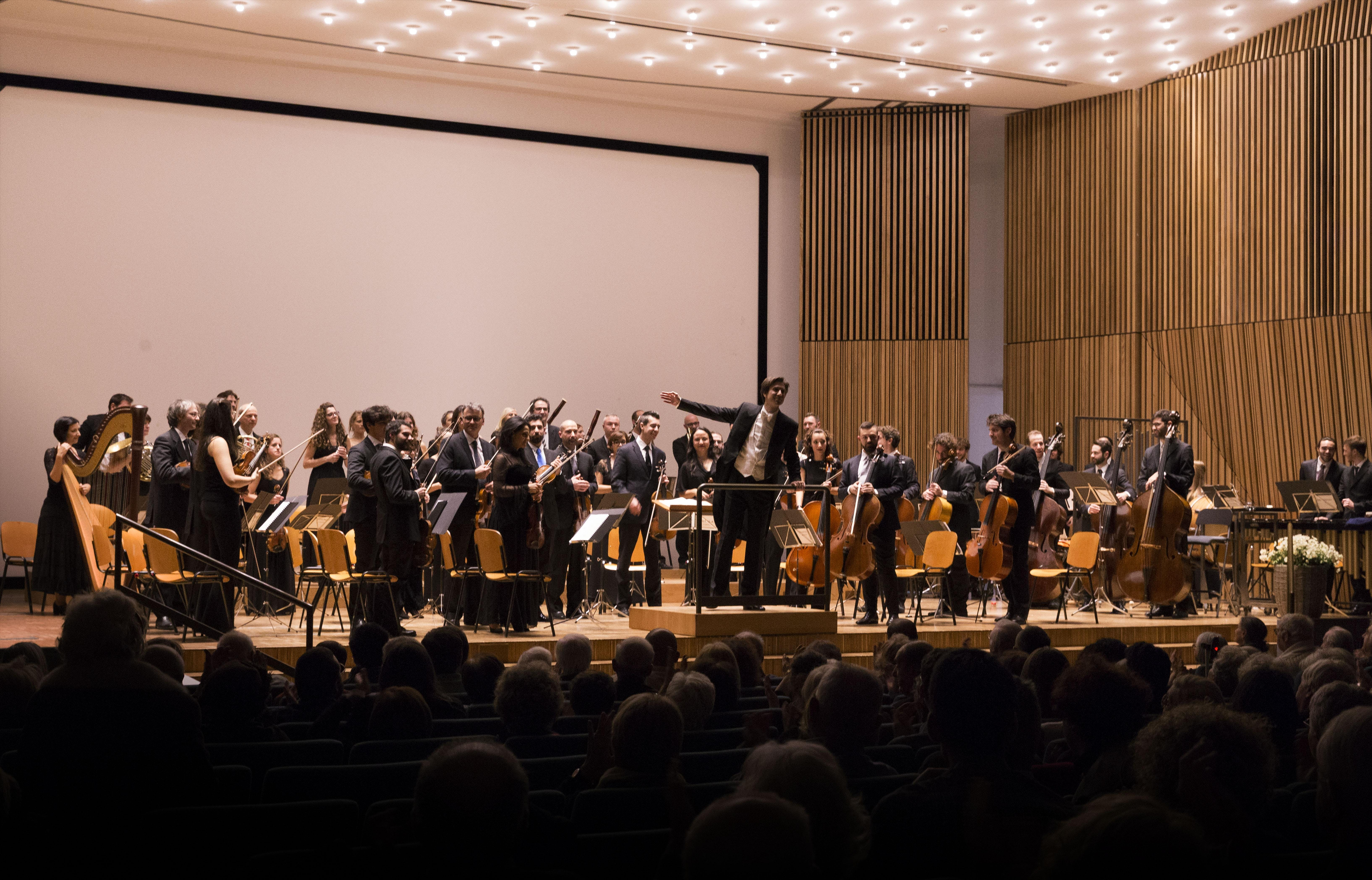 Orchestra UniMi: stagione 2017/2018 (registra
