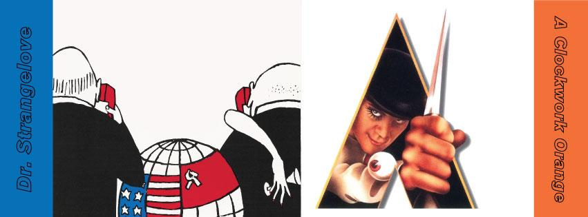 TH/Cinema Kubrick Classics: Dr. Strangelove Or: How I Learned To Stop Worrying And Love The Bomb  and  A Clockwork Orange