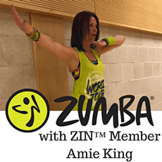 SUSPENDED UNTIL FURTHER NOTICE - Thursday - 6.10 pm - 7.10 pm - Zumba® with Amie - Gillingstool Primary School, Thornbury tickets
