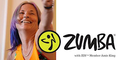 Monday - 6 pm - 7pm - Zumba® with Amie -Turnberries Community Centre, Thornbury