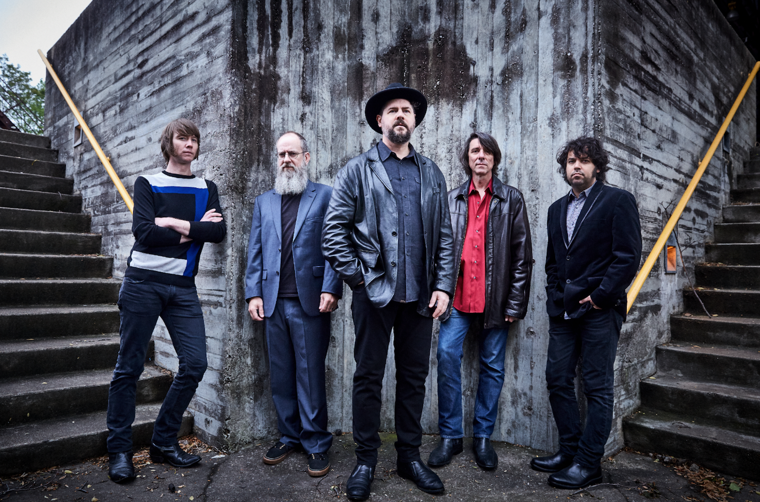 Drive-By Truckers with Erika Wennerstrom (of Heartless Bastards)