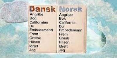 Danish/Norwegian K-5 Language Program (5- 10 years old) Spring 2018
