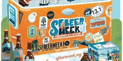 SF Beer Week Opening Gala 2018