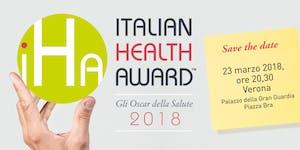 Italian Health Award - Gli Oscar della Salute