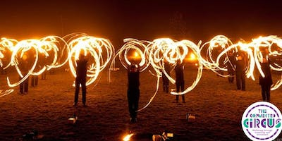 Free Fire Spinning Workshop 2018
