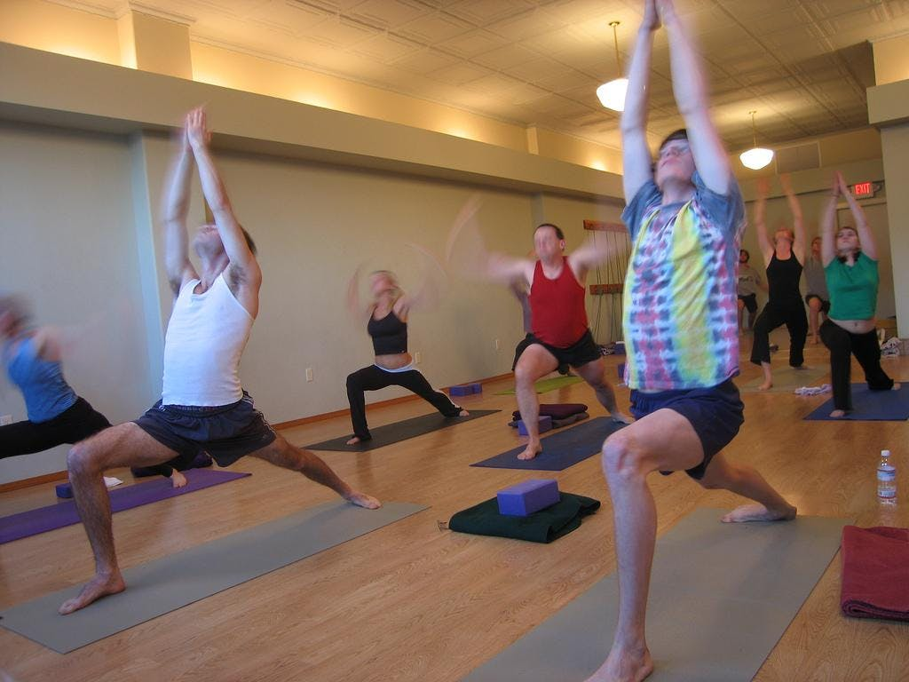 VINYASA YOGA PAY WHAT YOU WANT at The Barbica