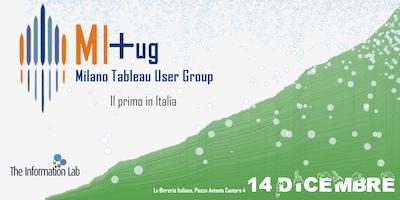 TUG MILANO - Tableau User Group