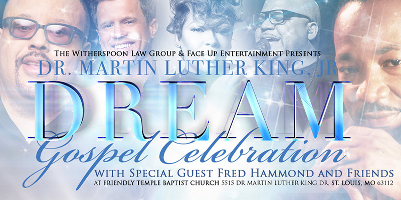 MLK DREAM  GOSPEL CELEBRATION