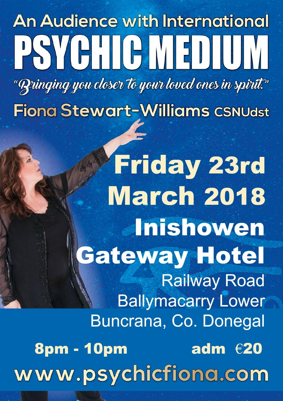 Psychic Night in Donegal