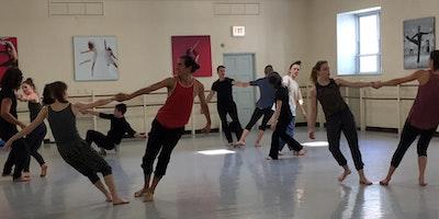 2018 Hedwig Dances FRIDAY OPEN COMPANY DANCE CLASS 9:30-11:00am