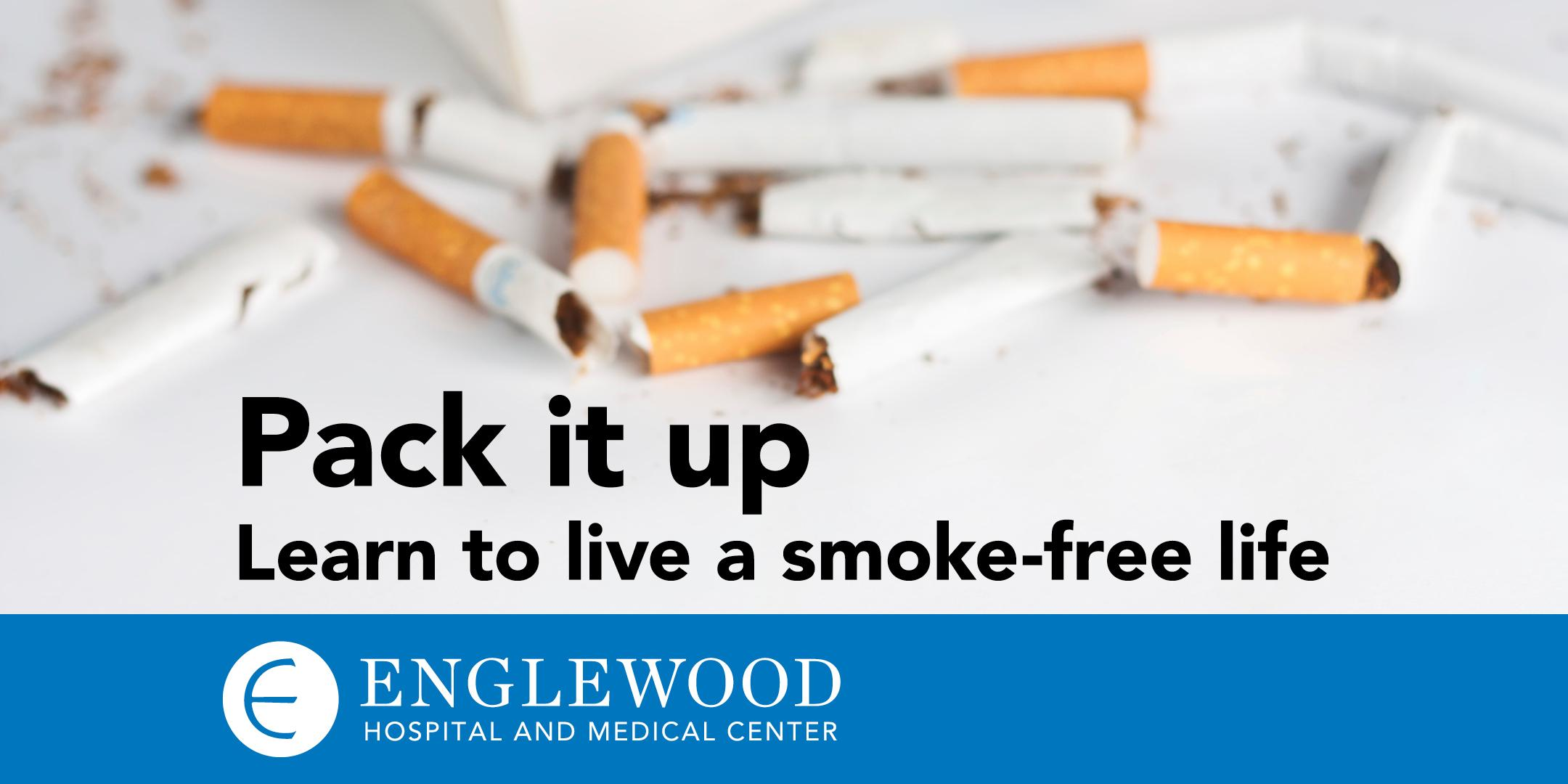 More info: Pack It Up: Smoking Cessation Program with Acupuncture (8-Session Program)
