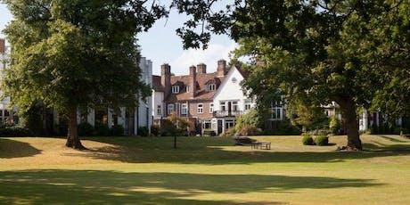 The Chartridge Lodge Wedding Fair tickets