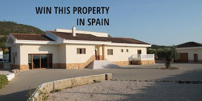 Win This Property in Spain