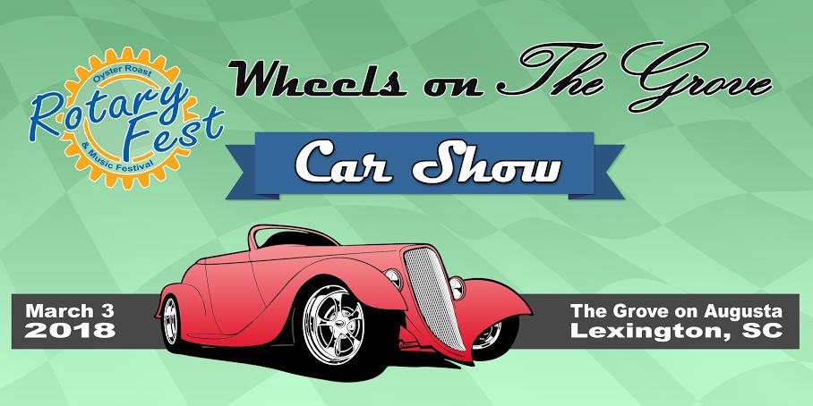 Wheels On The Grove Car Show MAR - Augusta car show