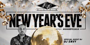 The 40/40 Club New Years Eve Bash with DJ Envy - 2018