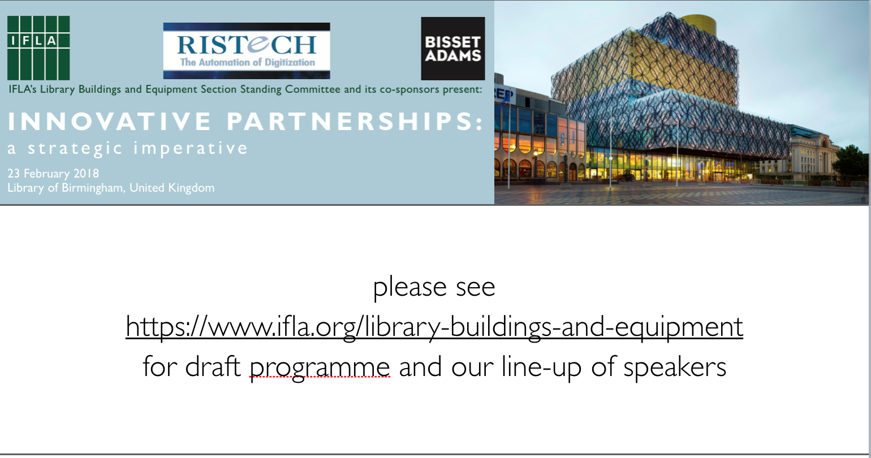 Innovative Partnerships: a Strategic Imperati