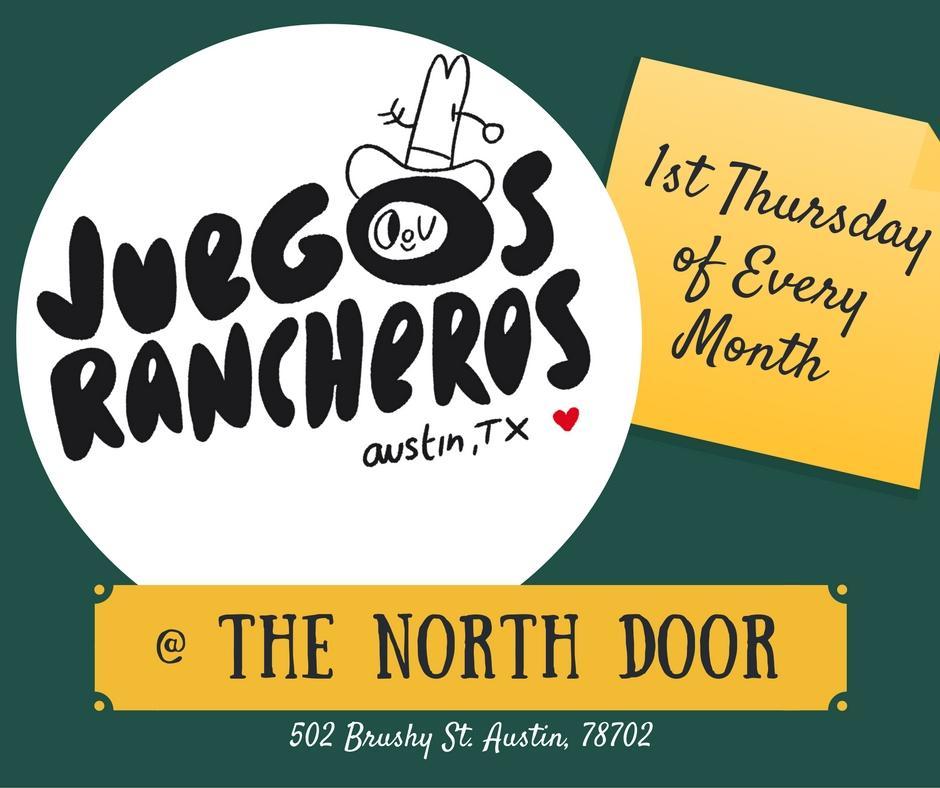 Juegos Rancheros (Austin's Original Video Game Night)