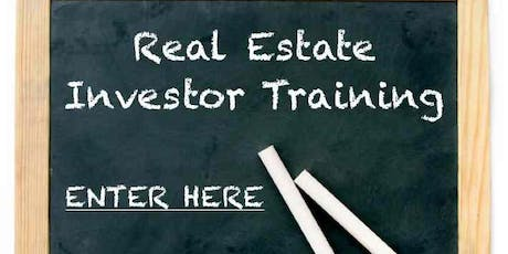 BUILD WEALTH THROUGH REAL ESTATE INVESTING-NYC  tickets