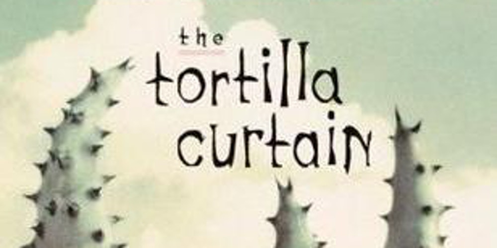 the leitmotif of the coyote in the tortilla curtain a book by tc boyle