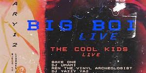BIG BOI: DADDY FAT SAXXX TOUR - SACK 2 at 1015 FOLSOM
