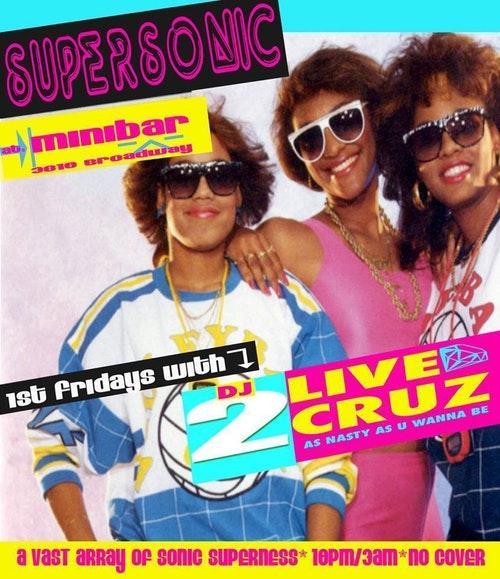 DJ 2 LIVE CRUZ