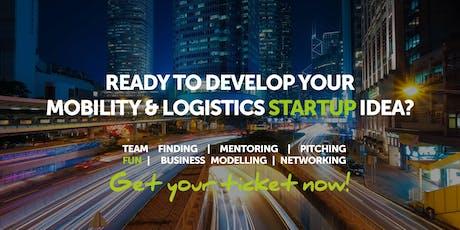 Startup Live Stuttgart - Mobility & Logistics tickets