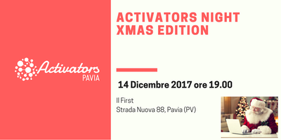 Activators Night - XMAS Edition