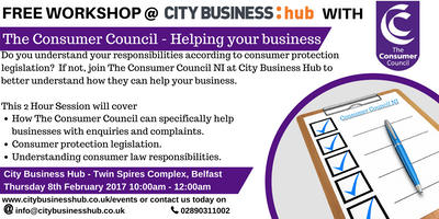 How The Consumer Council can help your business!