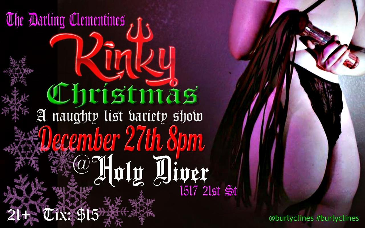Kinky Christmas: A Naughty List Variety Show