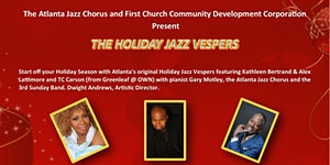2017 Holiday Jazz Vespers