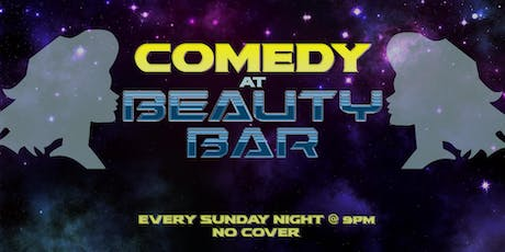 Comedy At Beauty Bar tickets