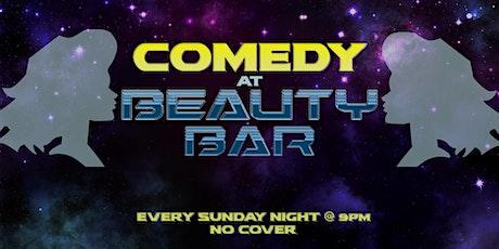 Comedy At Beauty Bar tickets