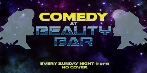Comedy At Beauty Bar