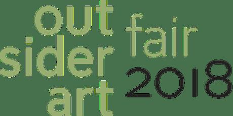 Outsider Art Fair New York 2018 tickets