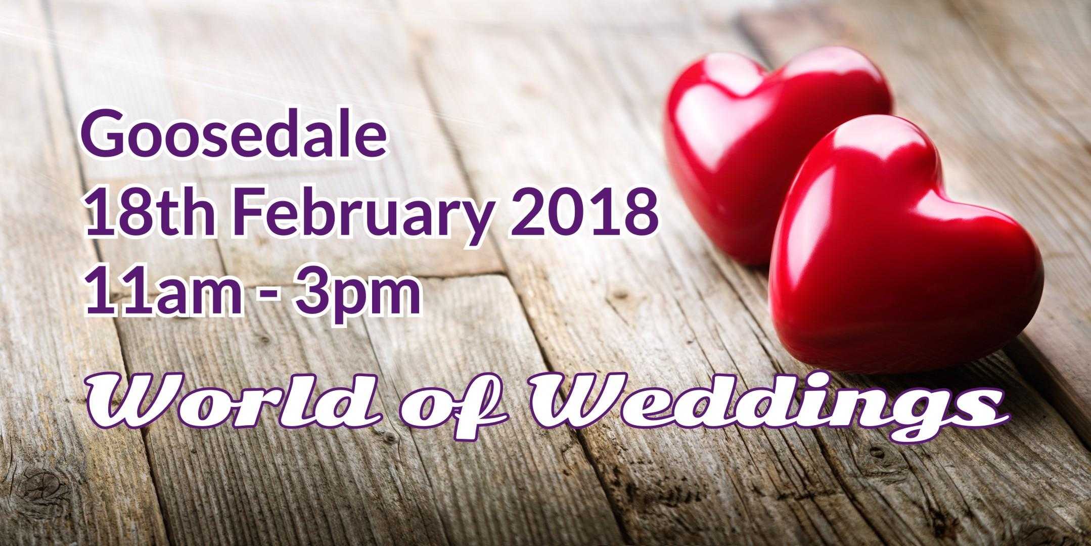 Goosedale World of Weddings