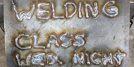Wednesday Night Welding!                                           MPLSMAKE tickets