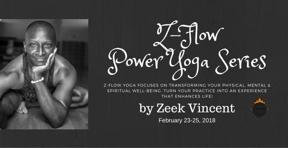 Z-Flow Power Yoga-The Great Hip Day!